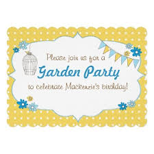 9 best garden party images on pinterest invitations invitation