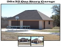 hip roof garage plans home design ideas and pictures