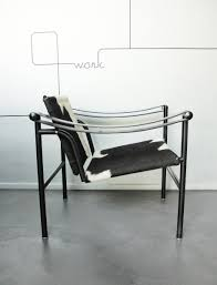 Lc1 Chair By Le Corbusier Pierre Jeanneret U0026 Charlotte Perriand