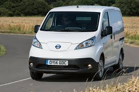 nissan cargo van 4x4 electric van guide everything you need to know parkers