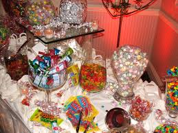 Candy Buffet Table Ideas What Dreams Are Made Of Diy Candy Buffets