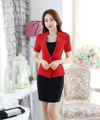cheap ladies dress jackets formal suits free shipping ladies