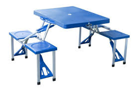 Portable Folding Picnic Table Top 10 Best Portable Folding Tables For Cing In 2018 Reviews