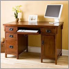 Small Computer Desks With Drawers Computer Desk With Drawers Ikea Desk Home Design Ideas