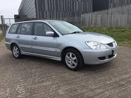 estate car mitsubishi lancer 1 6 petrol only done 60k