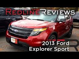 2013 ford explorer review 2013 ford explorer sport review walkaround exhaust test drive
