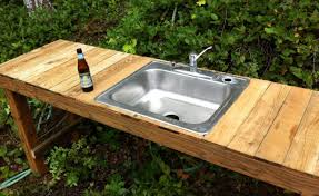 kitchen outdoor kitchen sink lovable outdoor kitchen sink and