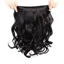 headband hair extensions yaweida invisible wire headband hair extensions unprocessed