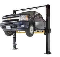 Low Ceiling 2 Post Lift by 2 Post Auto Lifts Asymmetrical U0026 Symmetrical Mechanic Outlet