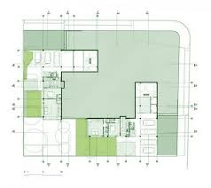 Modern Concrete Home Plans by Home Designs Modern L Shape Twin House Design Bogota Colombia