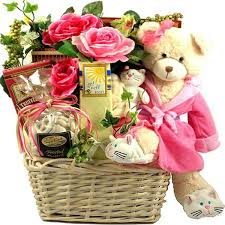 birthday gift baskets for women recuperate kate get well gift basket for