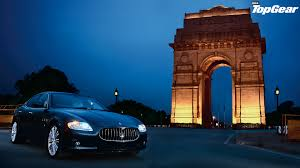 maserati india bbc topgear magazine india official website