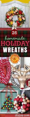 26 most beautiful diy wreaths diy