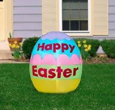Easter Yard Decorations Sale by Airblown Easter Ebay
