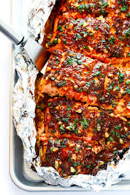 Bake Salmon In Toaster Oven Honey Mustard Salmon In Foil Gimme Some Oven