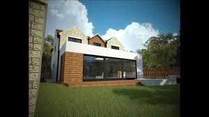 Modern Home Design Ideas by Modern Contemporary House Extension Ideas Youtube
