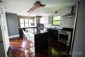 kitchen diy concrete countertops u2013 making island waterfall sides