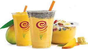 Mango Boom jamba juice introduces new mango chia omega smoothie and mango