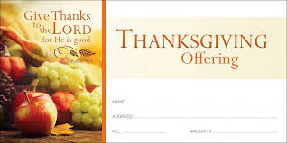 fall offering envelopes offering envelopes church