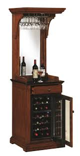 Wine Cabinet With Cooler by Tresanti Dc2344c650 2425 Pinot 18 Bottle Thermoelectric Wine Cooler
