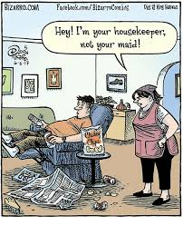 Housekeeper Meme - bizarrocom fadebookcombizarrocomics di ing features hey i m your