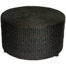Ottoman With Table Wicker Ottoman Coffee Table Foter