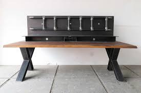 Schreibtisch In L Form Nussbaum Schreibtisch Nach Maß Paron