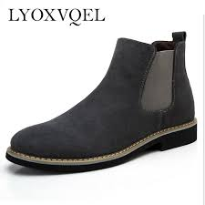 click to buy personality ankle boots low heel buy chelsea boots and get free shipping on aliexpress com