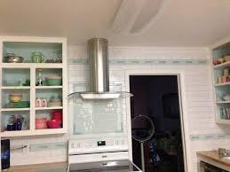 Metal Kitchen Backsplash by Simple Kitchen Backsplash Accent Tiles Range Tile The Above Within