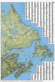New Brunswick Canada Map Detailed by Map Of Eastern Canada National Geographic U2013 Mapscompany