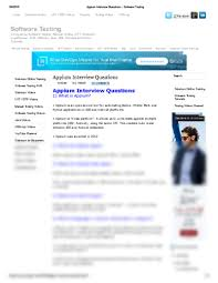 appium interview questions software testing pdf at medical