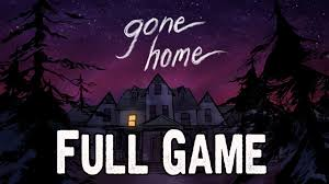 gone home console edition full game walkthrough ps4 youtube