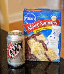 Pillsbury Halloween Cake Mix Diet Soda Cake My Biscuits Are Burning