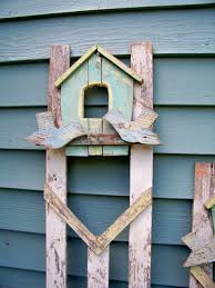 vintage folk birdhouse wall decor set 4 omero home