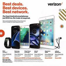 verizon black friday 2017 ad sale phone deals blackfriday