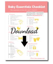 top baby registries the baby essentials and registry checklist new