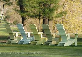 How To Paint An Adirondack Chair Painting 6 Different Colored Adirondack Chairs In Record Time