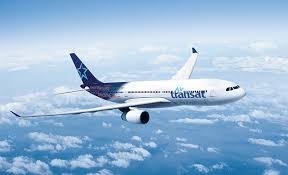 avion air transat siege air transat ajoute massivement des capacités au départ de