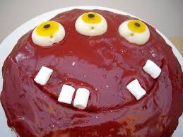 Halloween Monster Cakes by Caramel Monster Cake