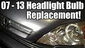 honda crv headlight replacement honda crv headlight bulb replacement hd