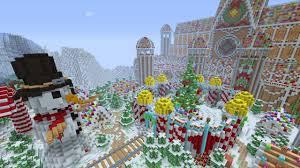minecraft xbox hunger games massacre in christmas wonderland