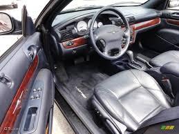 2004 Chrysler Sebring Convertible Interior 2002 Chrysler Sebring Limited Convertible Interior Photo 52102688