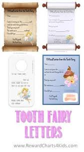 79 best tooth fairy santa letters ect and ideas images on