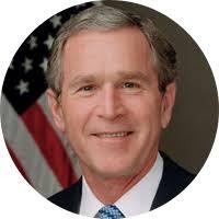 biography george washington bush w bush