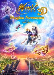 Winx 3D, la aventura màgica (2010)