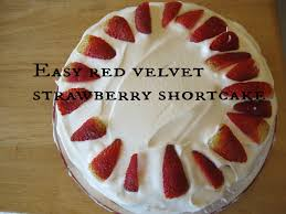 red velvet strawberry shortcake nurse frugal