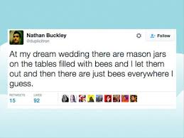 wedding thoughts quotes the funniest wedding related quotes you ll see all day