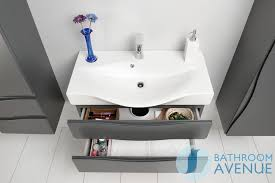 modern wall mount sink wall mounted bathroom cabinet with sink graphite mauricio bathroom