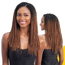 senegalese pre twisted hair freetress synthetic braid large senegalese twist 14