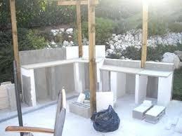 cuisine exterieure beton cuisine exterieure beton superbe cuisine en beton cellulaire 1